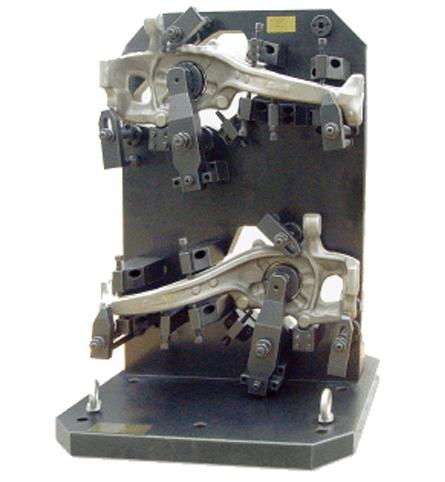 工装夹具-大连创达机械设备制造有限公司-大连机械